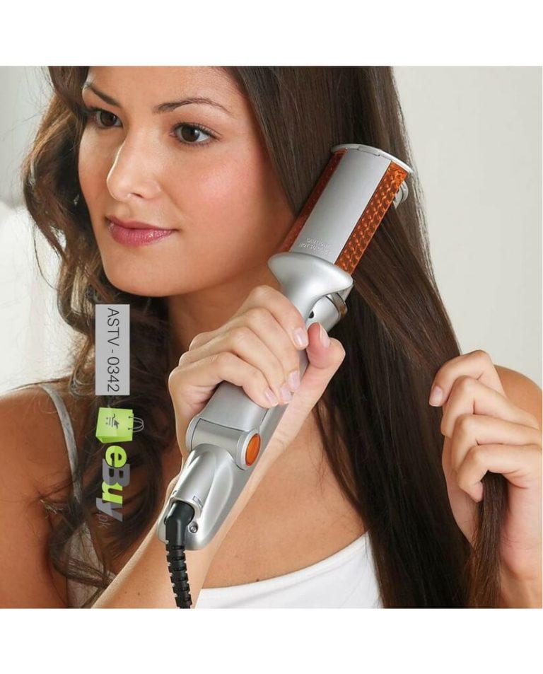 Hairstyler mit ionentchnik