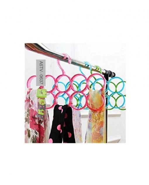 10 Holes Acrylic Scarf Hanger At Best Price In Pakistan 3