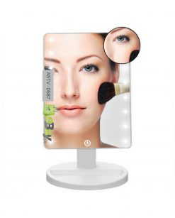 16 Led Mirror For Face Make-Up At Best Price In Pakistan