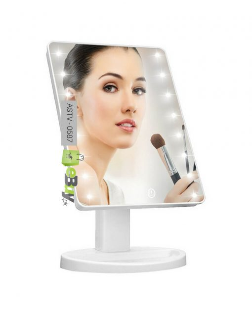 16 Led Mirror For Face Make-Up At Best Price In Pakistan 6