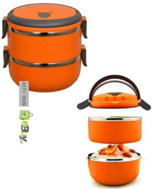 2 Layer Lunch Box Online Shopping in Pakistan