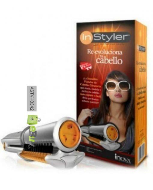 2 in 1 Hair Styler - Straightener & Curler Online in Pakistan 2