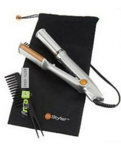 2 in 1 Hair Styler - Straightener & Curler Online in Pakistan 3