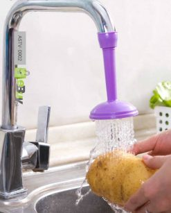 2 in 1 Silicone Kitchen Faucet Shower Taponline at the best price in Pakistan