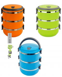 3 Layer Lunch Box Online Shopping in Pakistan