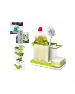 3 in 1 Kitchen Sink Organizer Stand At Best Price In Pakistan 3