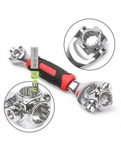 360 Degree Socket Tiger Wrench Spline Bolts Universal Tool At Best Price In Pakistan