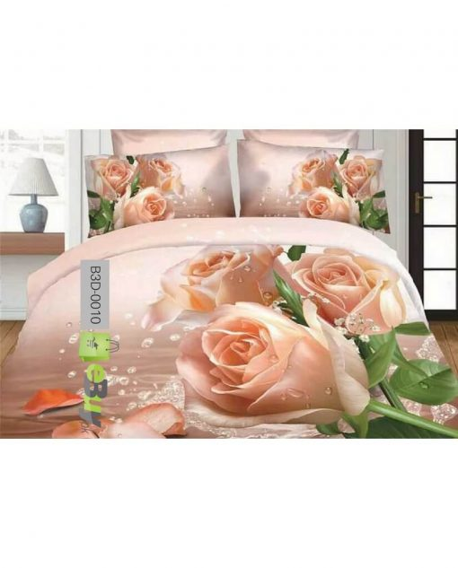 3D Bed Sheets Online in Pakistan