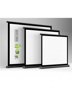40 Inches Matt White Foalding Projector Screen At Best Price In Pakistan