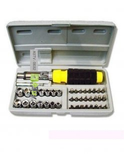 40 Pcs Combination Socket Wrench Tool Kit At Best Price In Pakistan