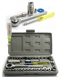 40 Pcs Socket Wrench Tool Kit Online in Pakistan