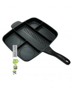 5-In-1 Non Stick Master Frying Pan Online in Pakistan