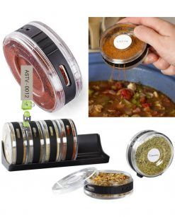 6 Piece Seasoning Spice Rack online Shopping in Pakistan