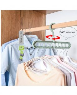 9 In 1 Space Saver Magic Hanger (Pack Of 6) At Best Price In Pakistan