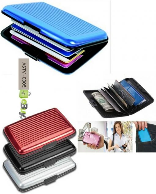 Aluma Wallet Credit Card Holder Pack of 2 in Pakistan