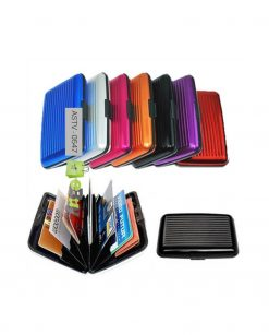 Aluminum Wallet Extra Large For Credit Card At BEst Price In Pakistan