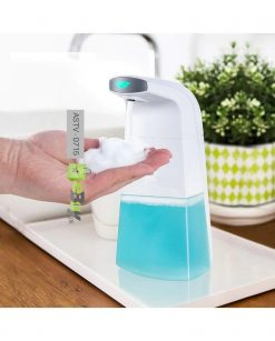 Automatic Hand Foam Liquid Soap Infrared Dispenser Rechargeable At Best Price In Pakistan