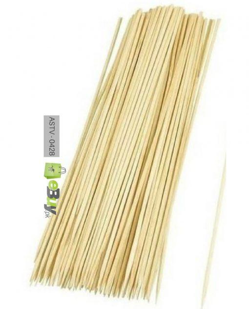 BBQ Bamboo Sticks - 75 Pcs Online Price in Pakistan