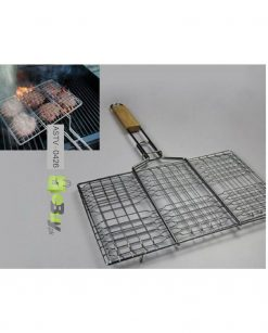 BBQ Grill Wire Mesh Chrome Plated Price in Pakistan
