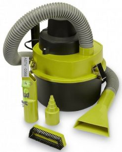 Black Multi-Function Wet & Dry Auto Vacuum in Pakistan