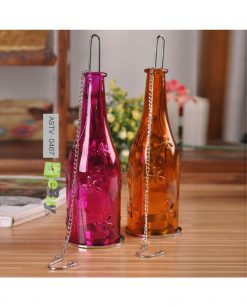 Candle Holder Glass Bottle At Best Price in Pakistan