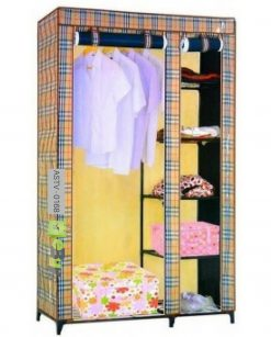 Canvas Foldable Wardrobe Online in Pakistan