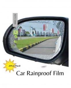 Car Rear View Mirror Rain-Proof Film Online at Best Price In Pakistan