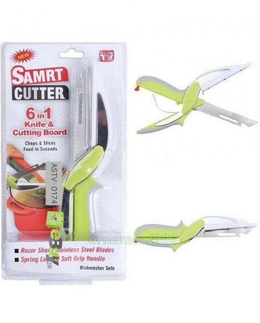 Clever Cutter 6 in 1 Online in Pakistan