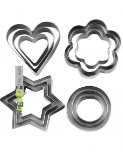 Cookie Cutter Of Different Designs Online in Pakistan