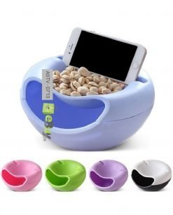 Creative Nut Bowl Table Candy Organizer with Mobile Holder At Best Price In Pakistan 4