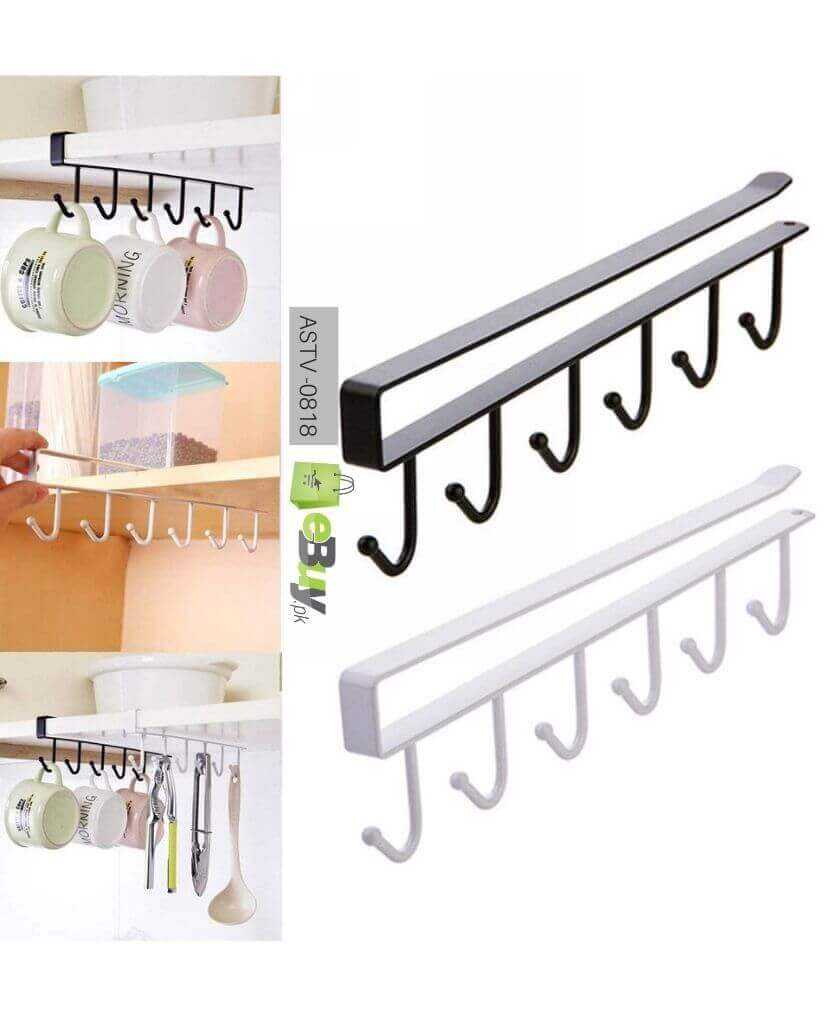 Buy Cup Mug Holder Under Cabinet At Best Price In Pakistan