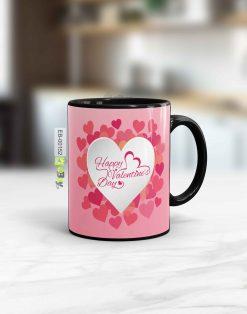 Custom printed Valentine Heart mug Pakistan B