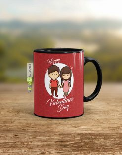 Custom printed Valentine Day mug Pakistan B