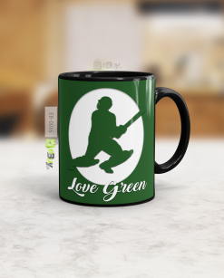 Custom printed cricket mug Pakistan