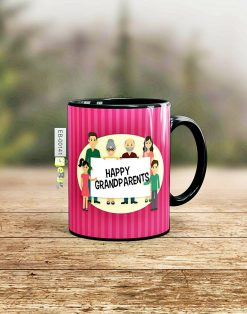 Custom printed grand parents mug Pakistan B
