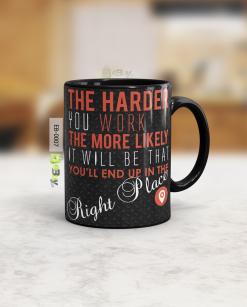 Custom printed motivational mug Pakistan