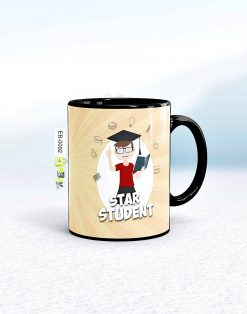 Custom printed student mug Pakistan B