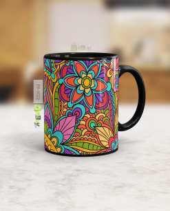 Custom printed truck art mug Pakistan