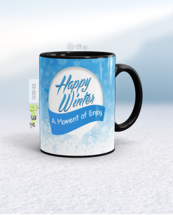 Custom printed winter mug Pakistan B