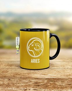 Custom printed zodiac star mug Pakistan B