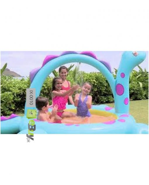 Dino Fun Shower Baby Pool Online in Pakistan