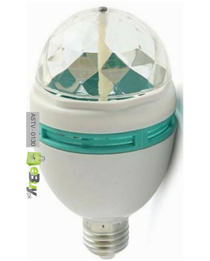 Buy Disco Light Led Bulb Online In Pakistan