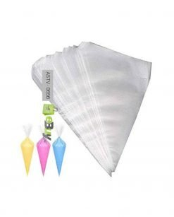 Disposable Cake Icing Piping Bag -Pack of 100 At Best Price In Pakistan