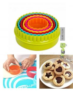 Double Sided Round Cookie Cutter Set Online In Pakistan