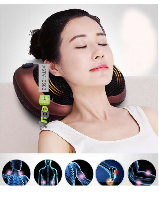 Electronic Car Home Massage Pillow At Best Price In Pakistan 2