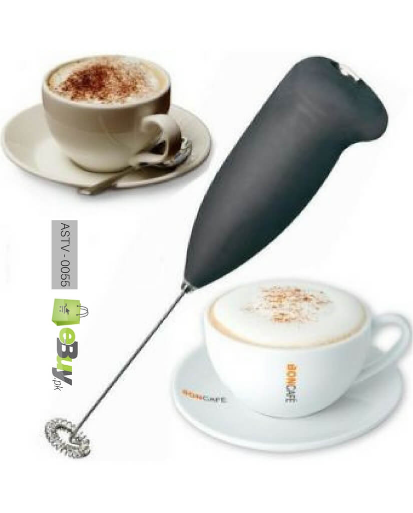 Electronic Coffee Frother Milk Online In Stan 5