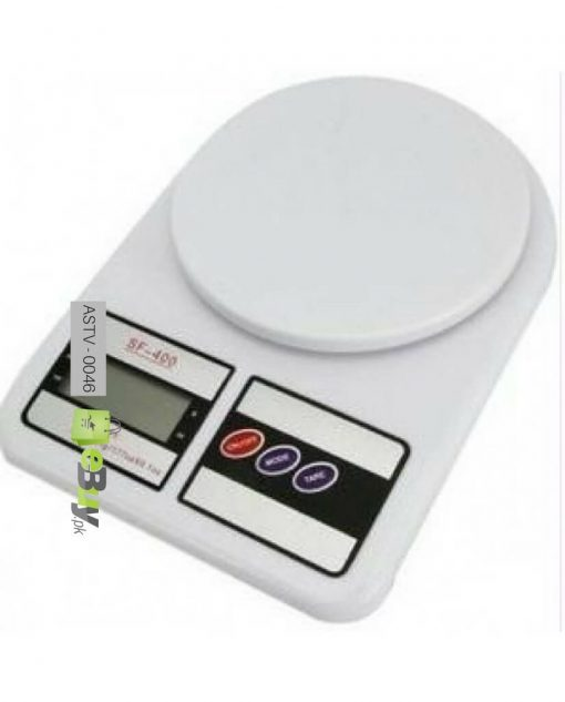 Electronic Kitchen Weighing Scale Online in Pakistan