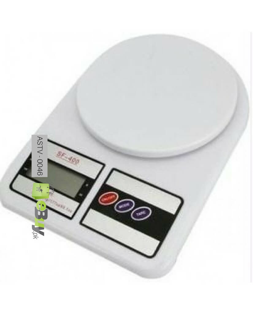 Buy Electronic Kitchen Weighing Scale Online In Pakistan
