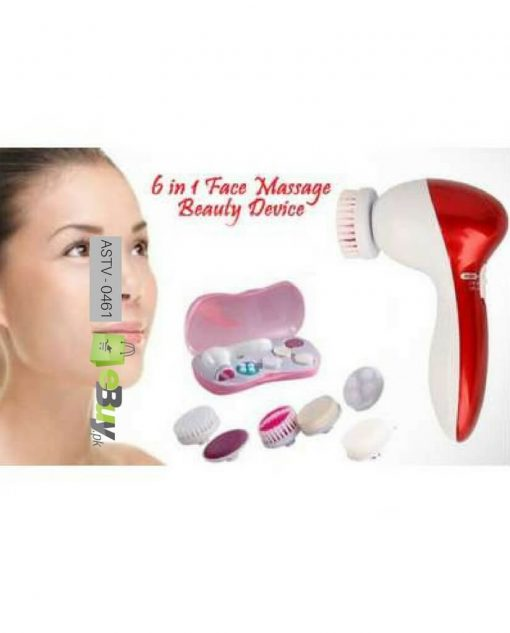 Facial Massager 6 in 1 Best Price in Pakistan