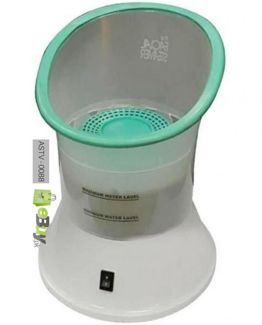 Facial Steamer With Big Tank Online in Pakistan
